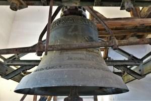 Glocke der Großen Reformierten Kirche in Debrecen