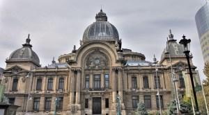 CEC Palast Bukarest