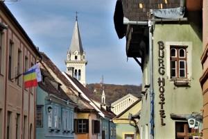 Sighisoara, Rumänien