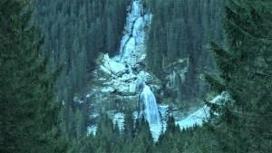 Wasserfall Krimml, Österreich / Waterfalls Krimml, Austria