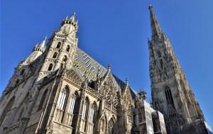 Stephansdom Wien, Österreich