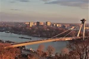 New Bridge Bratislava, Slovakia
