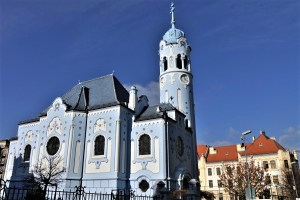 St. Elisabethkirche Bratislava, Slowakei
