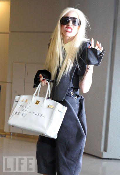 b592273b850f Lady Gaga Hermes Birkin – Ruelamode