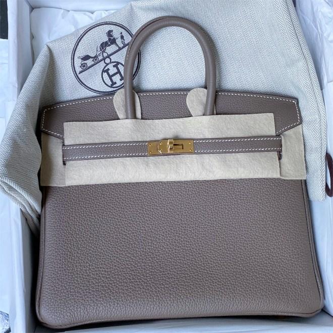 Hermes Birkin 25 etoupe GHW.JPG