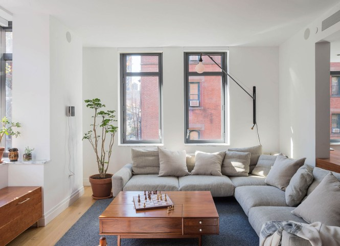 A Modern Apartment In New York City S Gallery District Rue