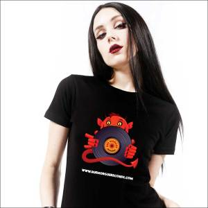 Rue Morgue Records T-Shirt