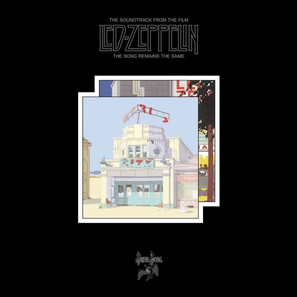 Led Zeppelin: The Song Remains The Same (Super Deluxe Edition)