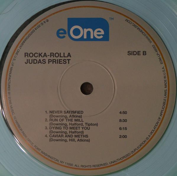 Judas Priest: Rocka Rolla (Cola Bottle Green Vinyl)