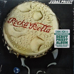 Judas Priest: Rocka Rolla (Cola Bottle Green Vinyl)