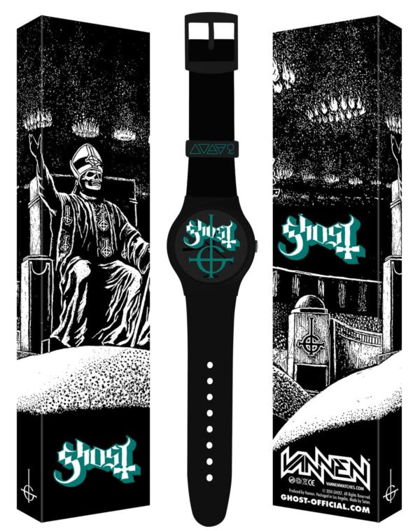 Ghost Vannen Artist Watch