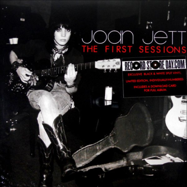 Joan Jett: The First Sessions (RSD Edition – Coloured Vinyl)
