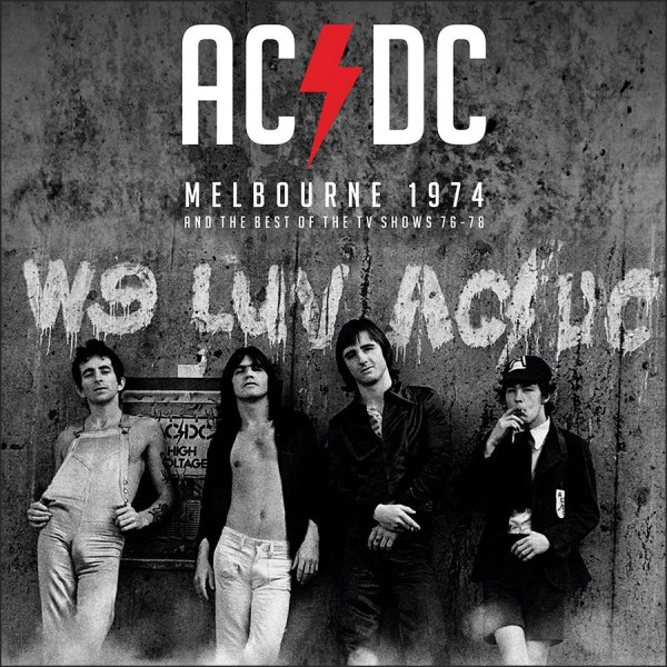 AC/DC: Melbourne 1974 And The Best Of The TV Shows 76-78