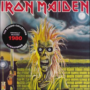 Iron Maiden: Iron Maiden (The Studio Collection)