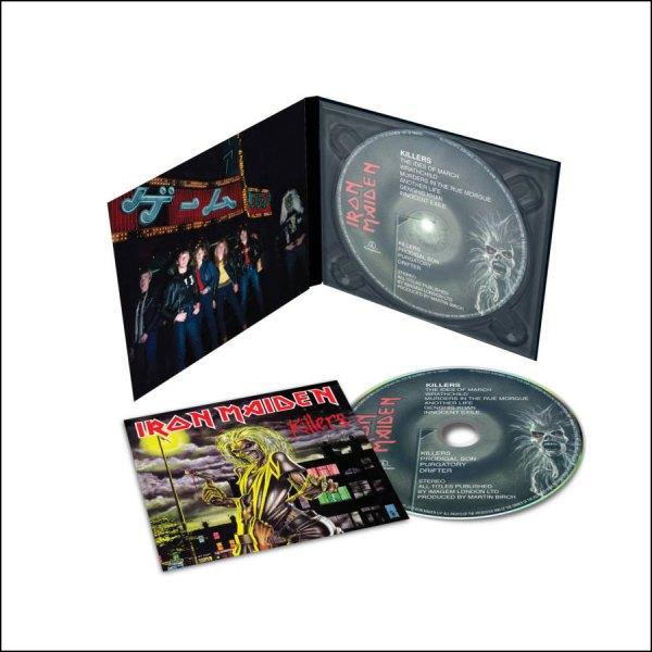 Iron Maiden: Killers (The Studio Collection)