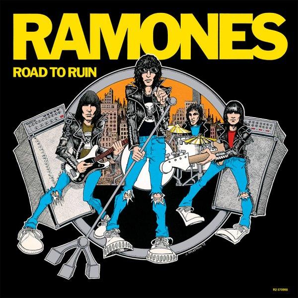 Ramones: Road To Ruin (2019 Coloured Vinyl)