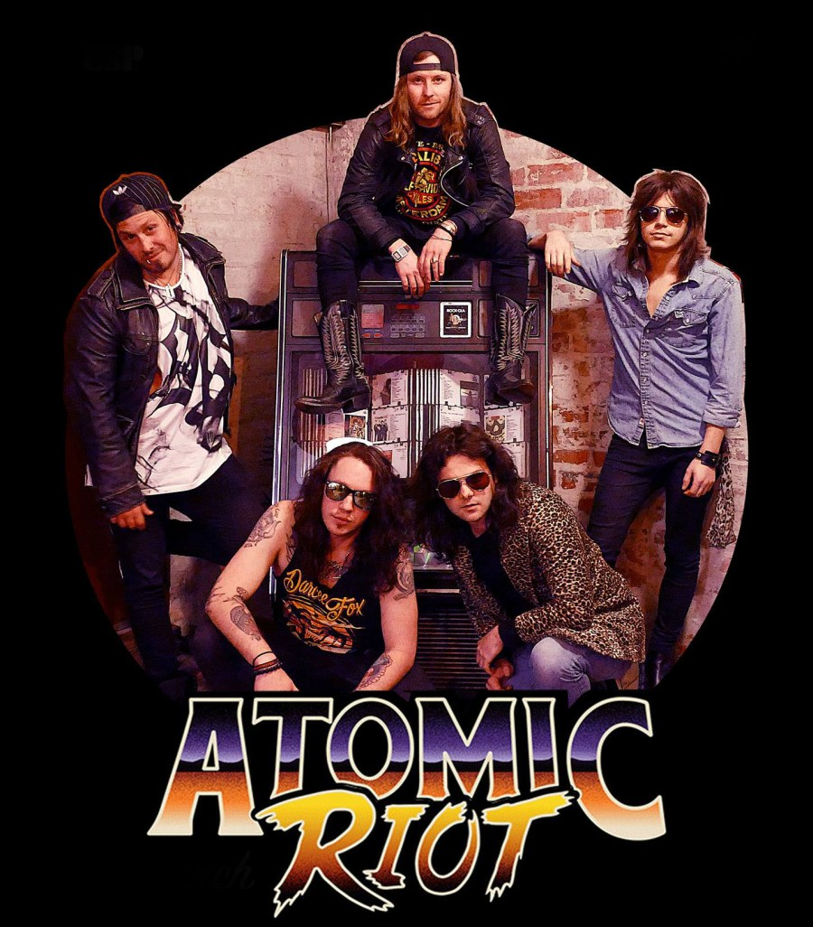 Atomic Riot Join Rue Morgue Records