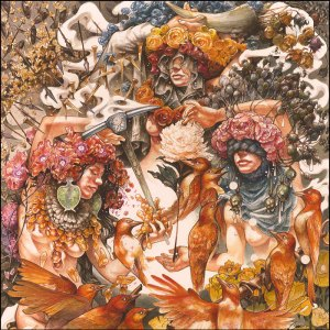 Baroness: Gold & Grey (Coloured Vinyl)