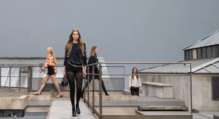 ג'יג'י חדיד בשבוע האופנה
