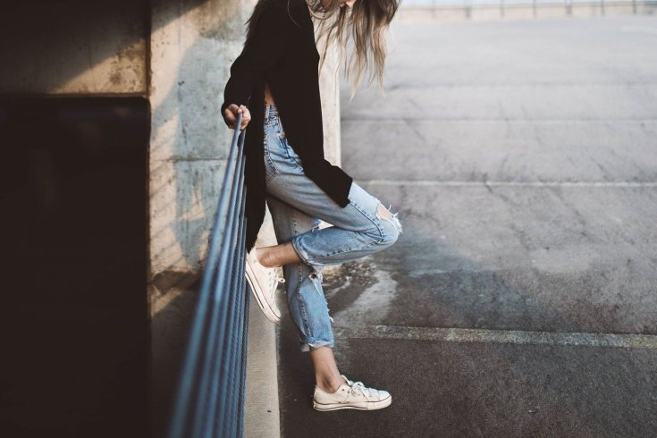 איך לכווץ ג'ינס