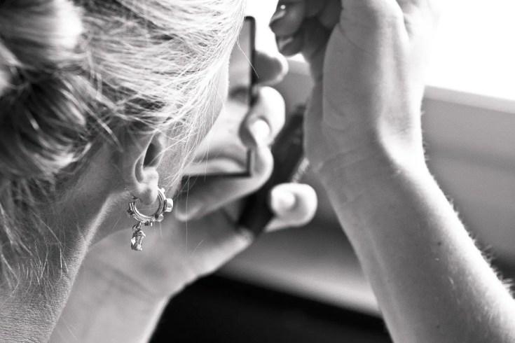 עגיל באוזן
