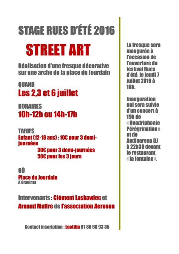 FLY STREET ART