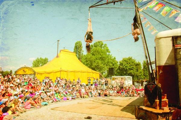 Cirque La Cabriole