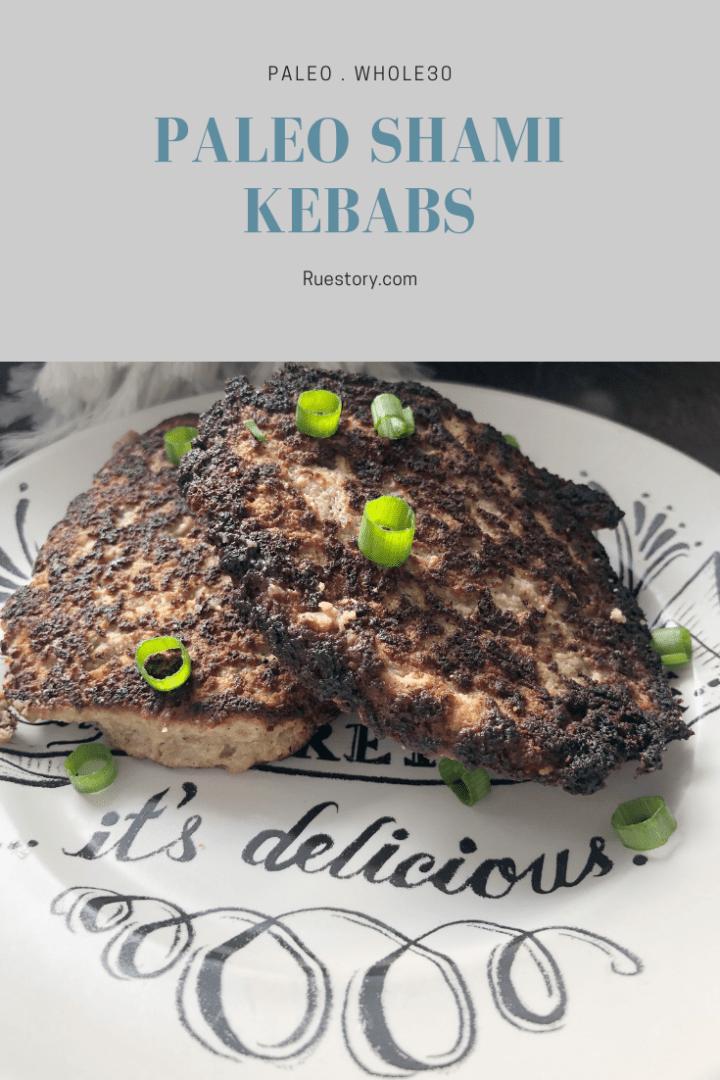 Paleo Shami Kebabs