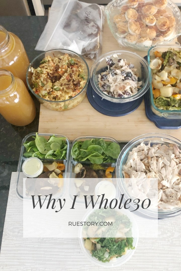 Why Whole30?
