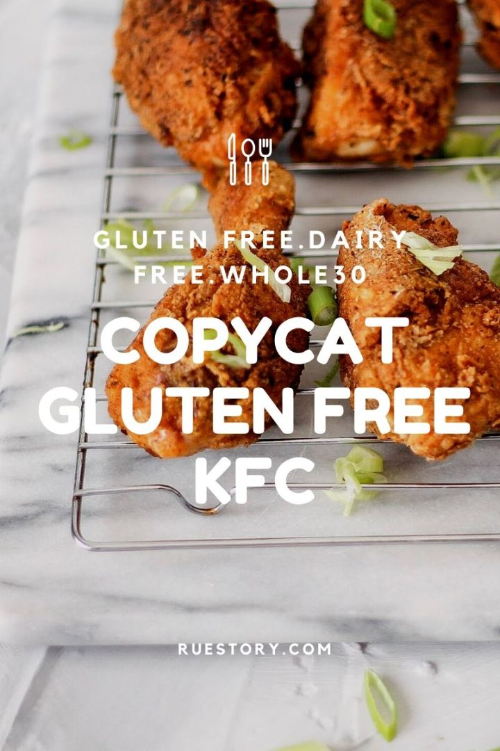 Copy Cat Gluten Free KFC