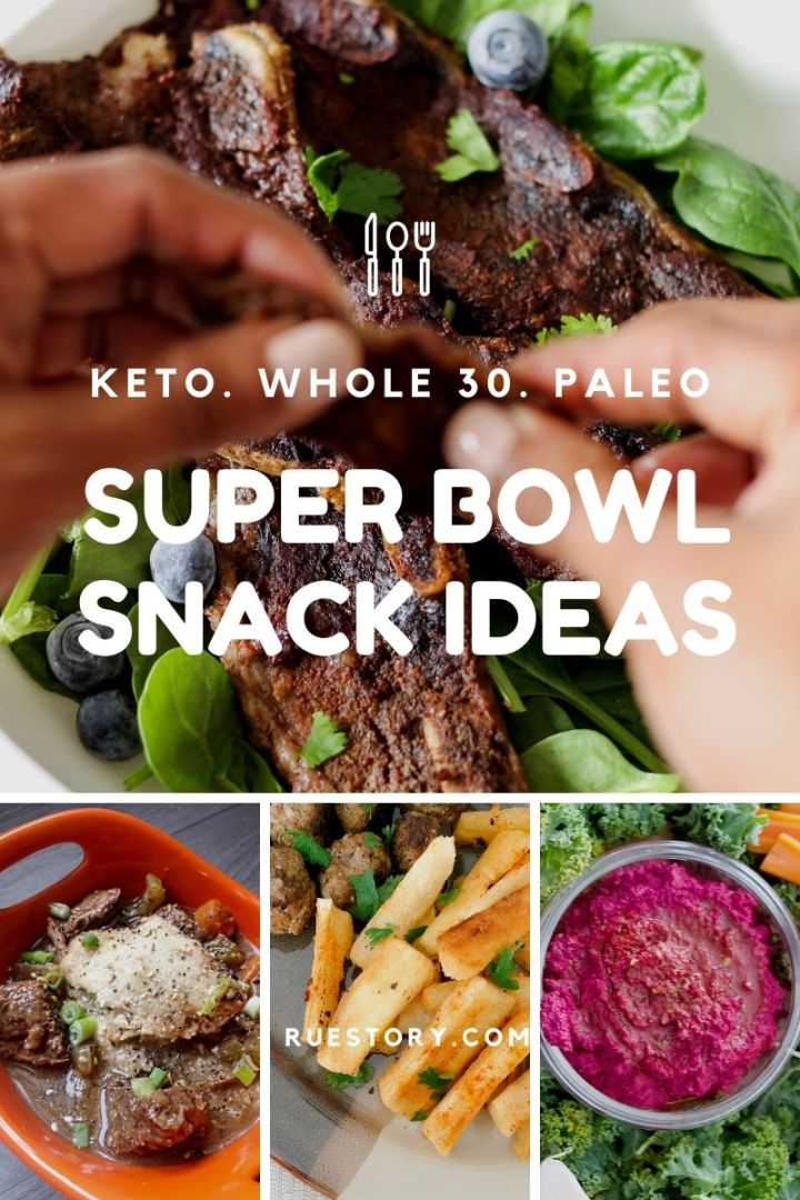 Super Bowl Snack Ideas