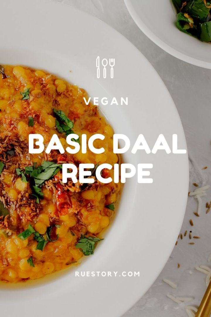 Basic Daal Recipe