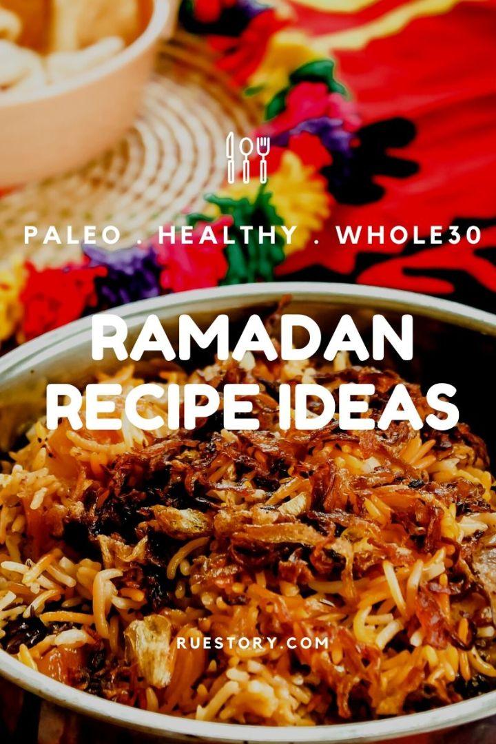 Ramadan Recipe Roundup