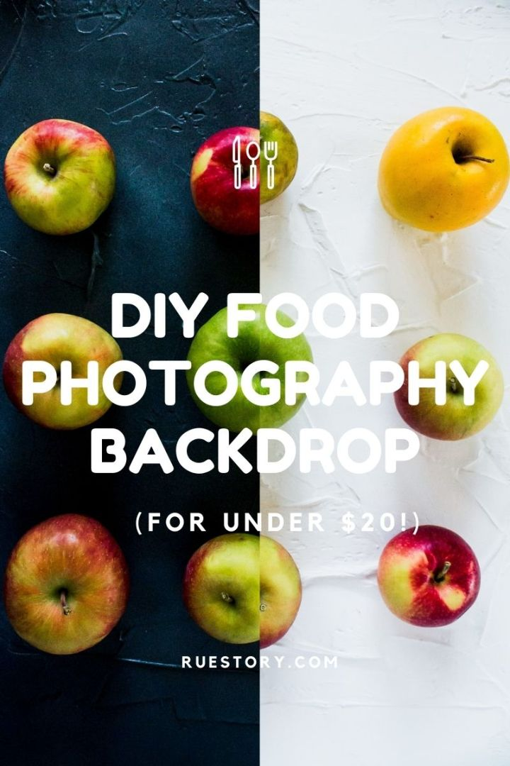Easy DIY Photography Backdrop (for under $20)