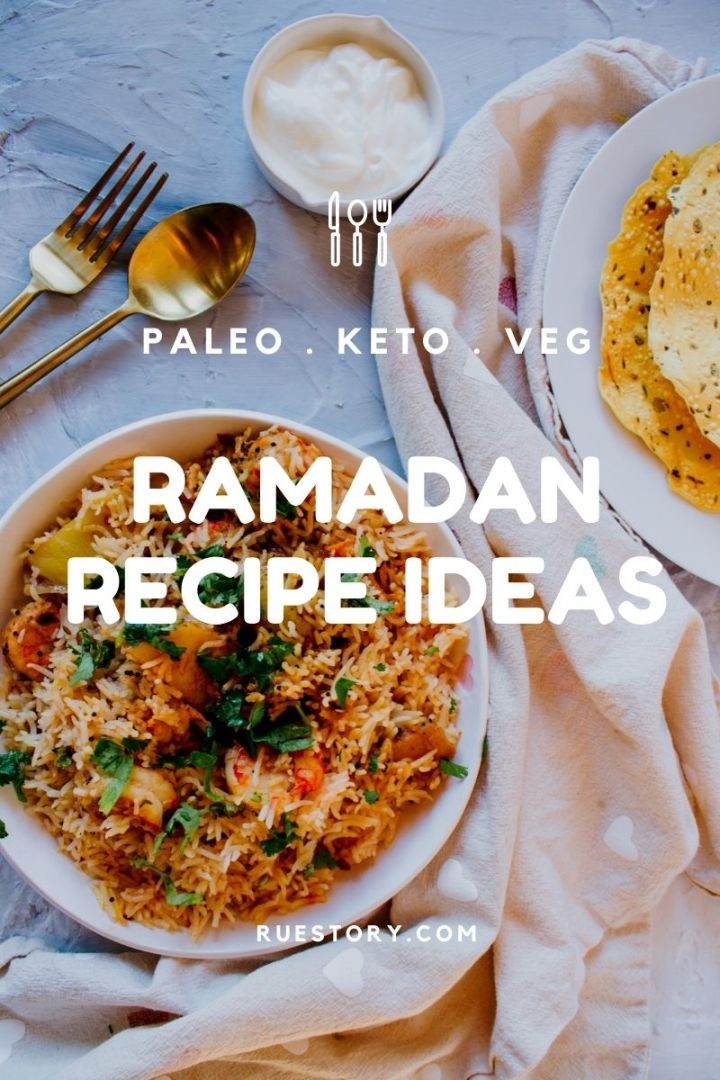 Ramadan Healthy Recipe Round-up 2021