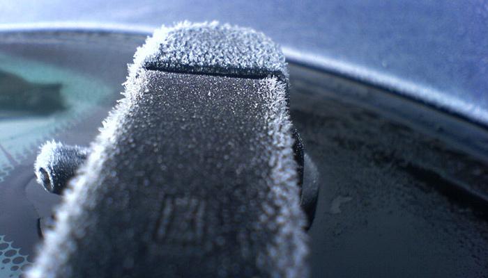 wiper-frost