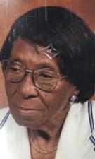 Thelma Williams-Jones – 1921-2019