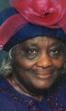 Zenobia Jackson – 1923-2020