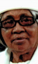 Inez Harris – 1932-2021