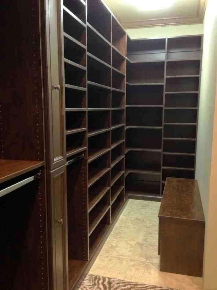 shelving for closets