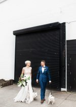 Industrial Tropical Wedding Inspiration in the Pacific Northwest