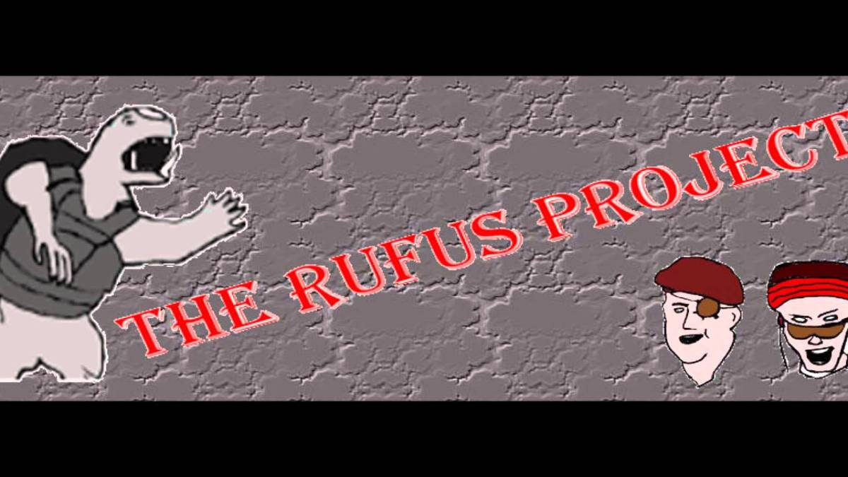 The Return Of The Rufus Project Podcast Is Imminent!