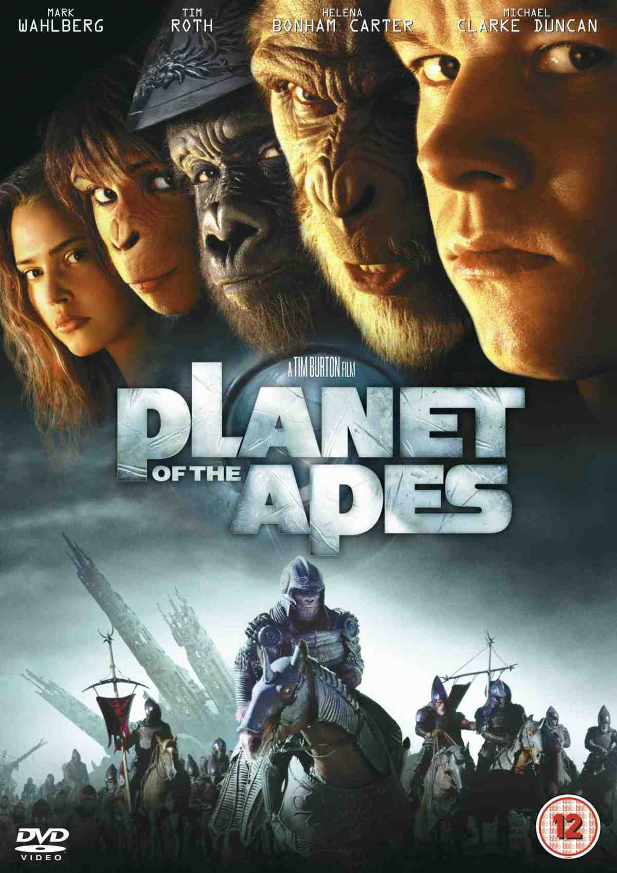 The Rufus Project Redeeming Features Cast:  Planet of the Apes (2001)