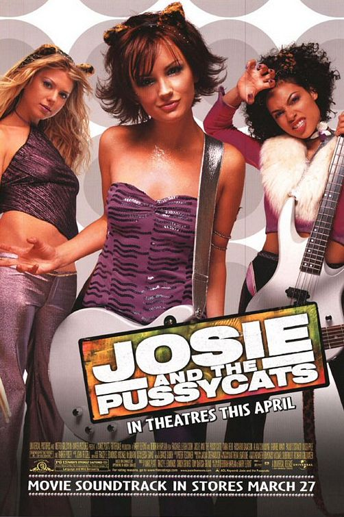 The Rufus Project Redeeming Features Cast:  Josie and the Pussycats (2001)