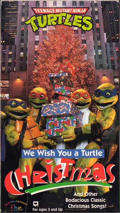 The Rufus Project Irredeemable Christmas Special – We Wish You A Turtle Christmas (1994)
