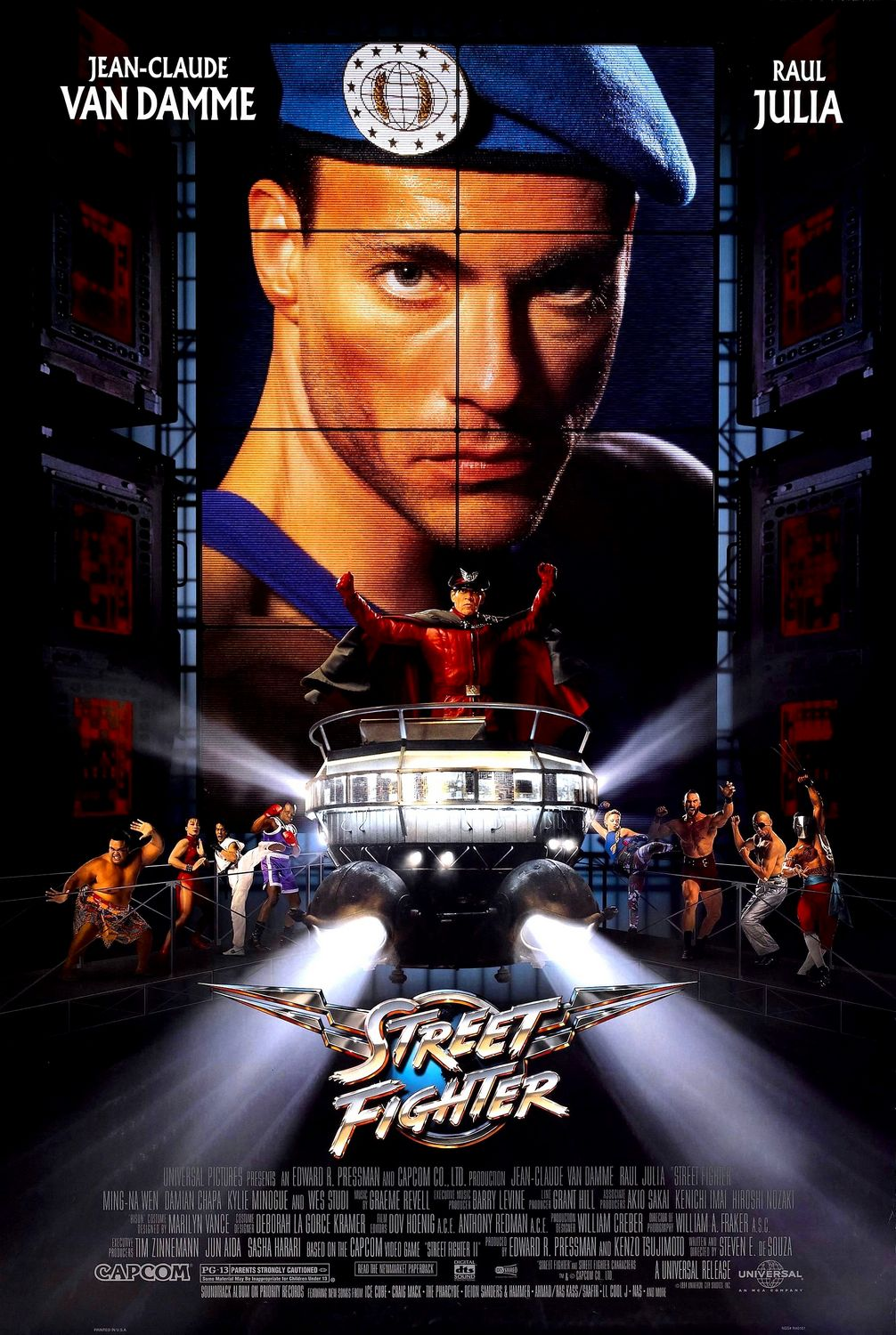 The Rufus Project: Street Fighter (1994)