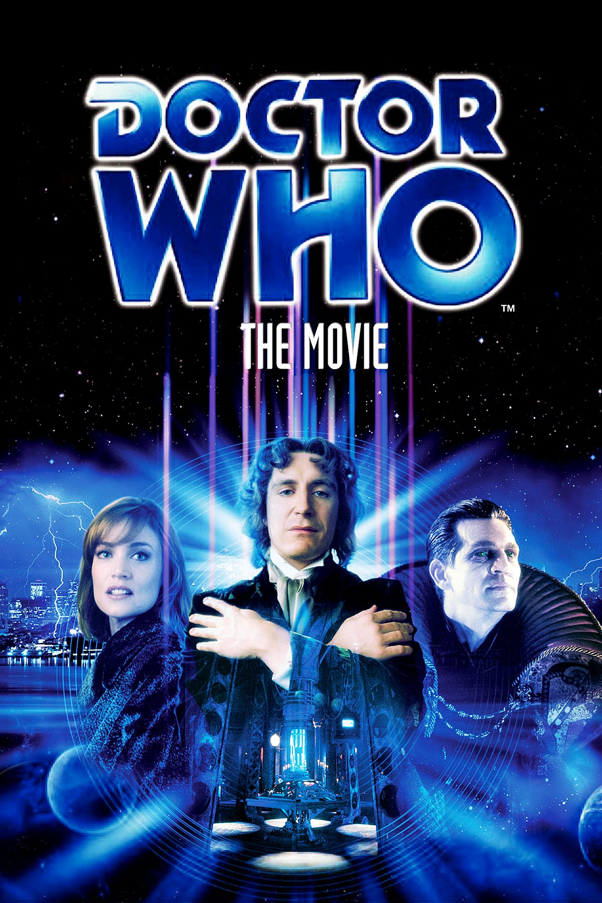 dr who movie 1996