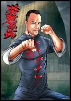 2nd final version Leo ''Fist of Legend'' Lindeman