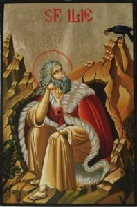 Sfântul Prooroc Ilie Tezviteanul