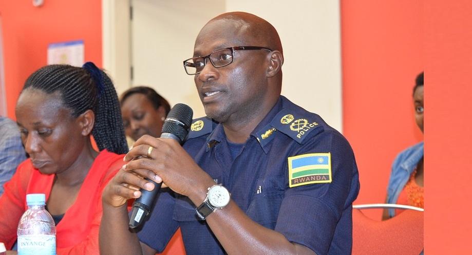 'Ibifi binini' birahari, gusa hari aho tubitegeye -ACP Mbonyumuvunyi